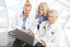 Médico Consultation Fotos de archivo