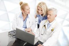 Médico Consultation Imagen de archivo