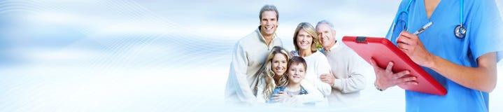 Médico de família fotos de stock royalty free