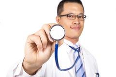 Médico joven Fotos de archivo
