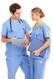 Médicos Fotografía de archivo libre de regalías