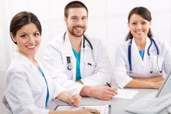 Médicos imagen de archivo