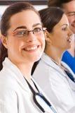 Médicos Imagens de Stock Royalty Free