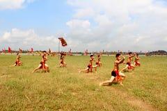 Médicos das artes marciais por Fotografia de Stock Royalty Free