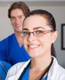 Médicos de hospital Foto de archivo libre de regalías