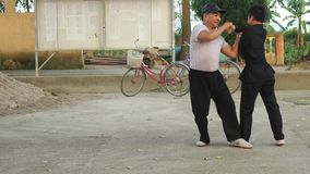 Médicos de los artes marciales, entrenamiento de los artes marciales metrajes