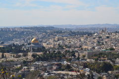 Médio Oriente, Palestina, Jerusalém, Israel, la santamente Imagem de Stock