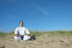 Méditation Photo libre de droits