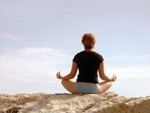Méditation images stock