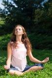 Méditation Photos stock