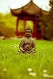 Méditation de Bouddha Photo stock