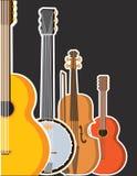 Mélange d'instrument Photographie stock libre de droits