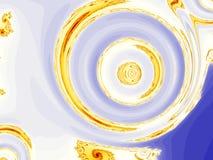 Mélange de couleur Photo libre de droits