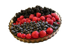 Mélange de fruit d'été photo stock