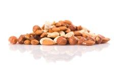 Mélange de noix Image libre de droits