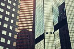Mélange des constructions modernes de Pittsburgh image stock
