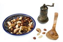 Mélange Nuts Photos libres de droits