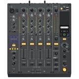 Mélangeur de Digital DJ, vue supérieure Image libre de droits