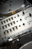 Mélangeur du DJ Image stock