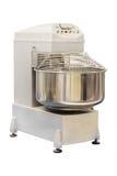 Mélangeur industriel de la pâte images stock