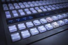 Mélangeur visuel Photos stock