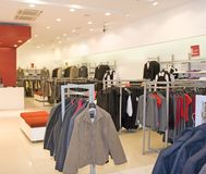 Magasin image stock