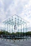 Mémoire d'Apple sur la 5ème avenue Image libre de droits