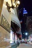 Mémoire d'Empire State Building et de Macy. Photos libres de droits