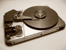 Mémoire de données Images stock