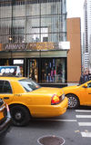 Mémoire de Giorgio Armani, New York City Images libres de droits