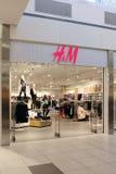 Mémoire de H&M Images stock