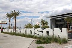 Mémoire de Harley Davidson Images stock