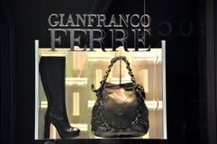 Mémoire de luxe de mode en Italie   Photo stock