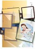 Mémoire de mariage Photos libres de droits