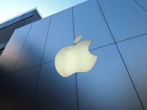 Mémoire de navire amiral d'Apple Photo stock
