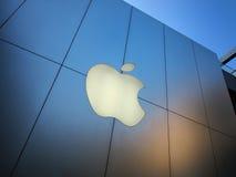 Mémoire de navire amiral d'Apple Photos stock