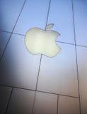 Mémoire de navire amiral d'Apple Image libre de droits