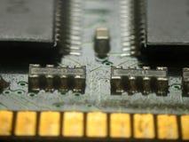 Mémoire de RAM Images stock