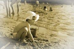 Mémoire de vacances Photographie stock libre de droits