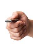 Mémoire instantanée d'USB Images libres de droits