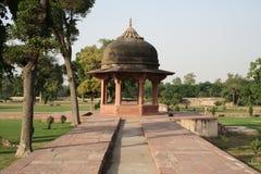 Mémoire vive Bagh, Agra Photographie stock libre de droits