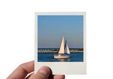 Mémoires de vacances Images stock