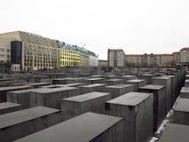 Mémorial à Berlin, Allemagne Photographie stock libre de droits