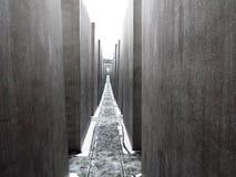 Mémorial à Berlin, Allemagne Photos libres de droits