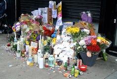 mémorial à Charles rashan photo libre de droits