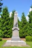 Mémorial à Verdun Photographie stock libre de droits