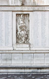 Mémorial à WWI à Padoue Photographie stock libre de droits