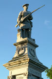 Mémorial écossais de guerre, Kirriemuir Photos libres de droits