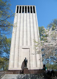 Mémorial 2010 de Washington Taft Image libre de droits