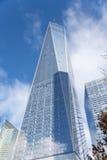 9/11 mémorial Photo stock